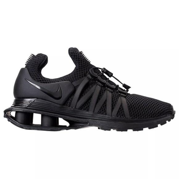 f09e06e6c41 Nike SHOX GRAVITY Men s Black Running Shoes